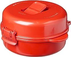 Sistema Microwave Easy Eggs, Red