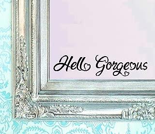 Best hello gorgeous mirror Reviews