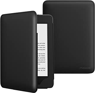 MoKo Case Fits All-New Kindle (10th Generation-2019 Release), Auto Wake/Sleep Lightweight Protective Shell Cover with Pock...