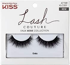 Kiss Lash Couture Faux Mink Gala, 0.6 Ounce