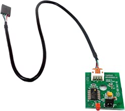 Inteset USB Internal Infrared (IR) Kodi & Media Center Receiver with Cable & Custom Mounting Bracket