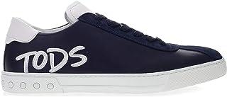 Tod's Sneakers Uomo XXM0XY0Y170IXM0ZWR Pelle Blu