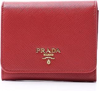 (プラダ) PRADA 3つ折り財布 小銭入れ付き SAFFIANO サフィアーノ [並行輸入品]