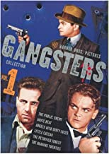 Warner Bros. Gangsters Collection, Vol. 1 [6 Discs] (Gift Set) (DVD) (Black & White) (Eng/Fre)