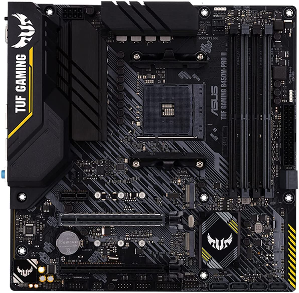 JYHF Popular brand in the world Computer Motherboard Fit for ASUS Gaming II B450M Elegant PRO B TUF