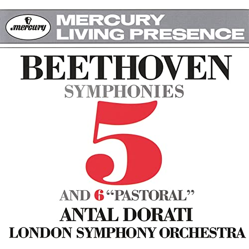 Beethoven: Symphonies Nos. 5 & 6/The Creatures of Prometheus Overture