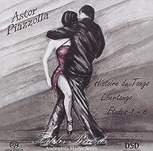 Histoire Du Tango / Libertango / Etudes 1-6 Audiophile Master