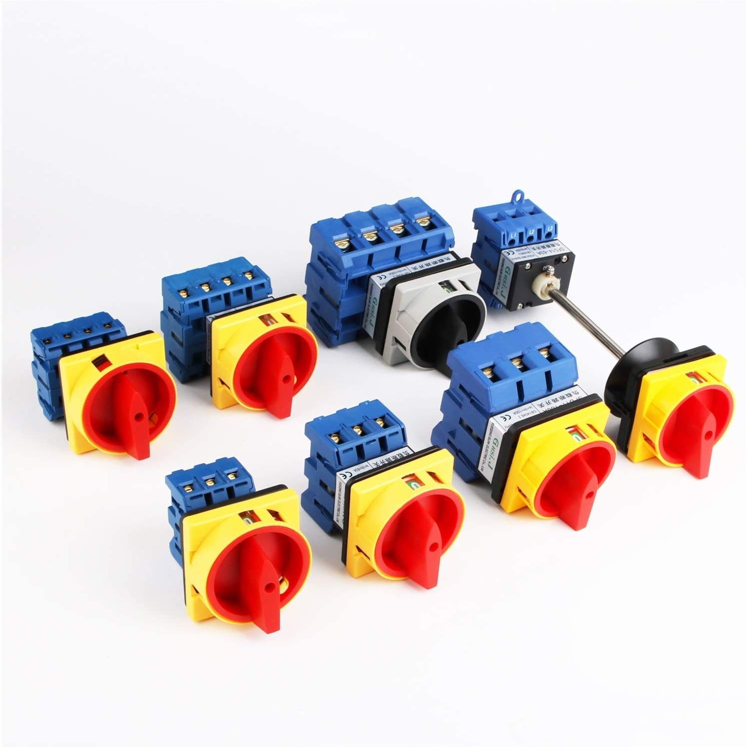 JSJJAET Rotary Super special price Switch 1pcs SFD11 SFD11-25A Discount mail order 63A Switc 40A Cam 32A