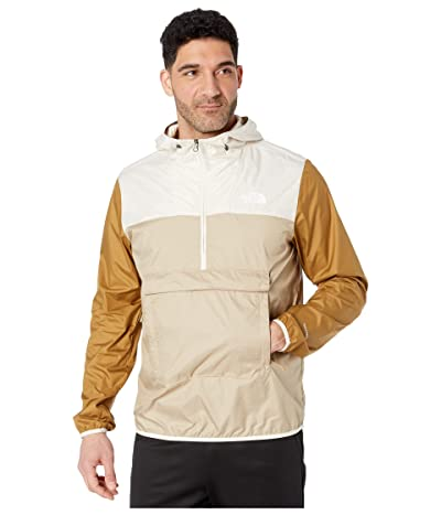 The North Face Fanorak (Twill Beige/Vintage White/British Khaki) Men