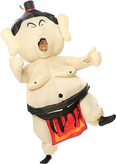 GOPRIME Rikishi Sumo Inflatable Costumes