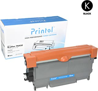Printel Compatible Toner Cartridges Replacement for Brother TN450, TN420, High Yield, Use with Brother HL-2270DW HL-2280DW HL-2230 HL-2240 HL-2240D MFC-7860DW MFC-7360N DCP-7065DN
