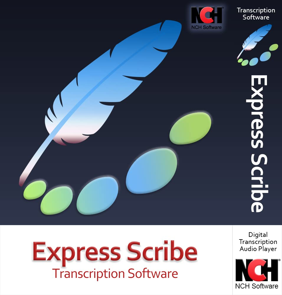 Express Max 42% OFF Scribe Transcription Software - Foot Pedal Use with for Popular popular
