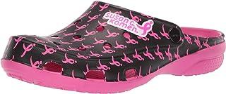 Crocs Womens 205776-90H Freesail Susan G Komen Clog