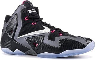 Nike Men's Lebron XI Basketball Shoes - 616175 003 - Miami Night (9.5)