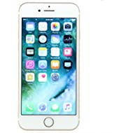 Apple iPhone 7, 128GB, Gold - For AT&T (Renewed)
