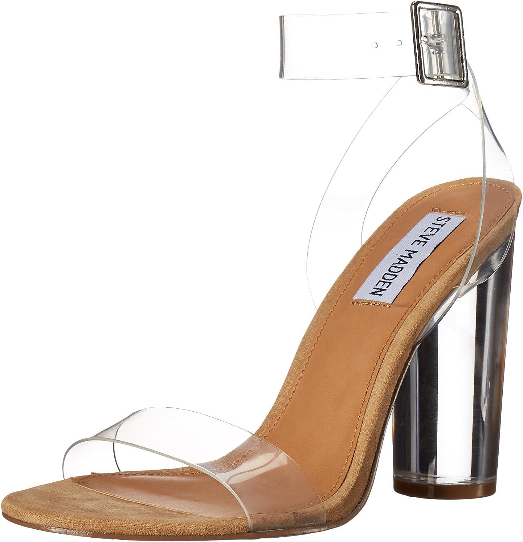 Steve Madden Women's Clearer Dress Sandal
