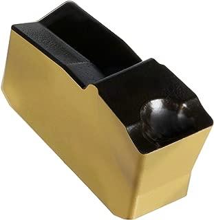1 Cutting Edge GC2135 Grade Pack of 10 5E Chipbreaker Multi-Layer Coating 0.0079 Corner Radius N151.2-250-5E Sandvik Coromant Q-Cut 151.2 Carbide Parting Insert 25 Insert Seat Size