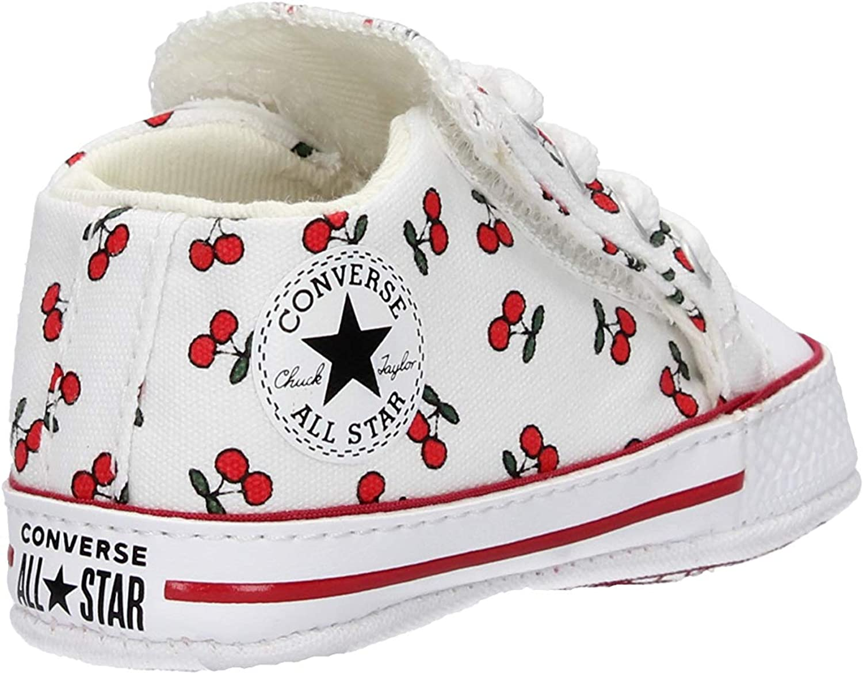 Converse Ctas Crib Sneaker Bianca da Neonato 868015C : Amazon.it: Moda