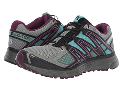 Salomon X-Mission 3 (Shadow/Dark Purple/Nile Blue) Women