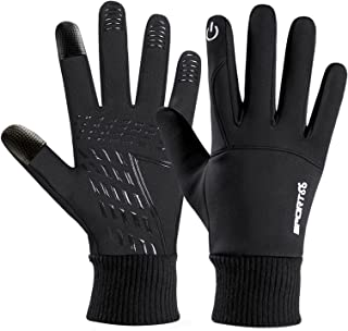 Cycling gloves for men Touch Screen Running gloves cycling gloves Men Women for Sports Walking Cycling Driving