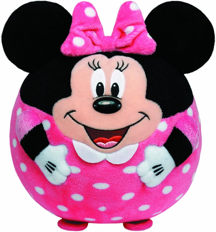 Ty Beanie Ballz Minnie Mouse Plush, Medium