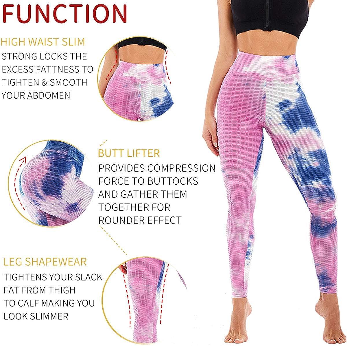 Womens Leggings-High Waisted Black Leggings for Women-Premium Jeggings for Workout Yoga