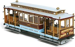 OcCre Tranvía CABLECAR de San Francisco - Equipo