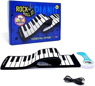 MUKIKIM Rock and Roll It - Piano. Flexible, Completely Porta