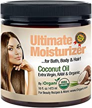 Iorgani Extra Virgin Coconut Oil for Skin and Hair