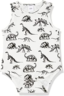 Infant Baby Girl Boy Clothes Dinosaurs Bodysuit Romper Playsuit Outfits