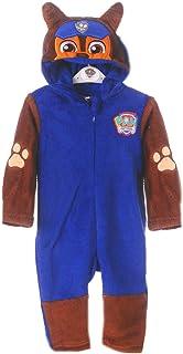 Paw Patrol Baby Overall Schlafanzug Hausanzug Strampler 74 80 86 92 98 Fleece
