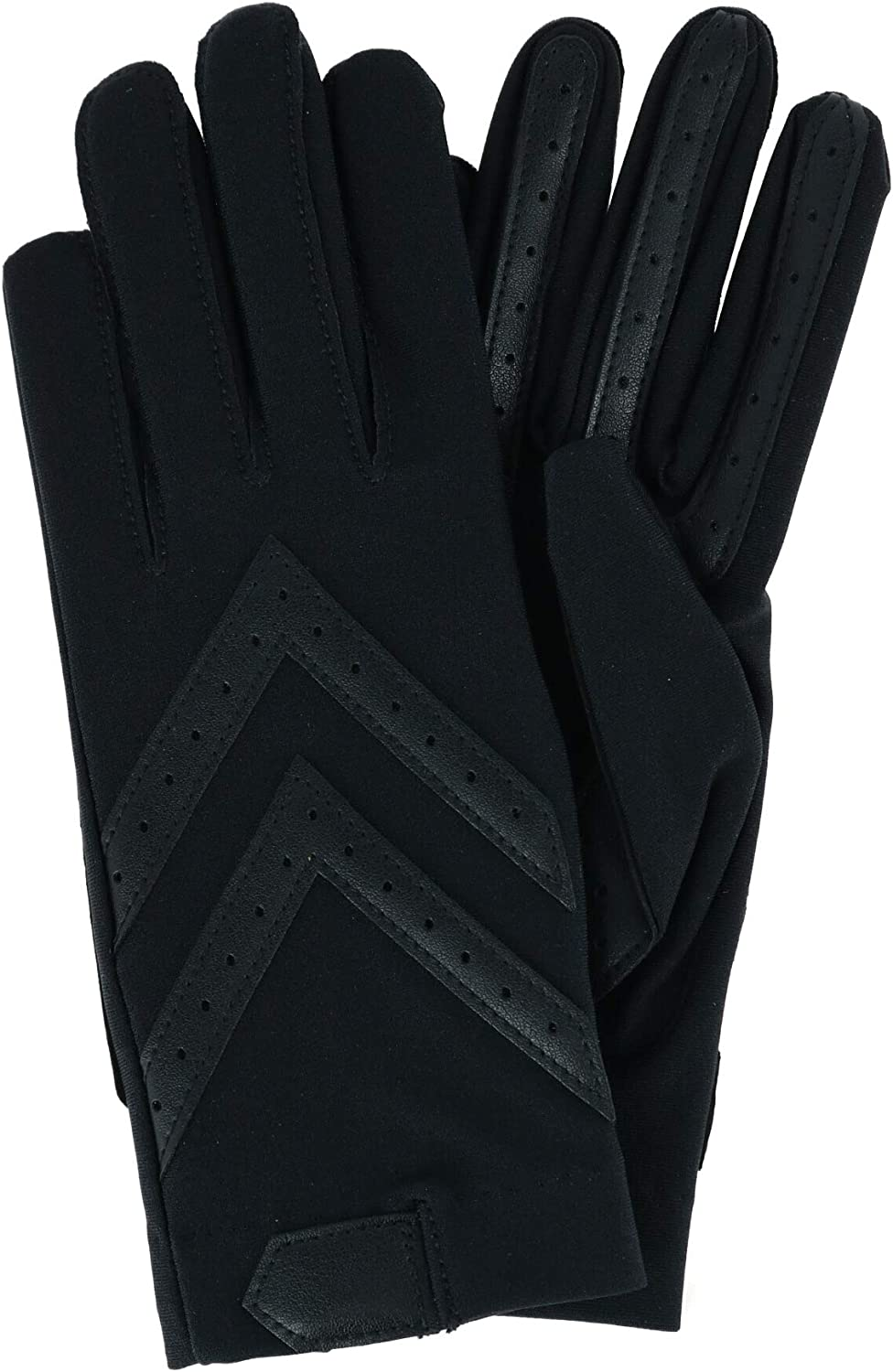 Isotoner Women's Unlined Spandex Touchscreen Winter Driving Glove
