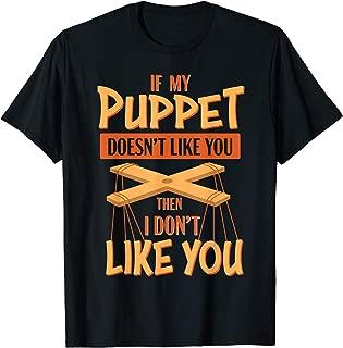 Ventriloquist Shirt Cute puppet Gift for Kids