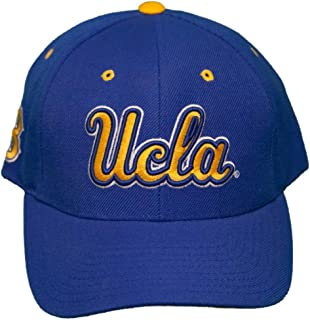 New! UCLA Bruins - Adjustable Back Hat 3D Embroidered Cap - Royal Blue - One Size