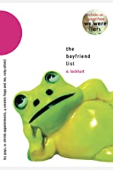 The Boyfriend List: 15 Guys, 11 Shrink Appointments, 4 Ceramic Frogs and Me, Ruby Oliver (Ruby Oliver Quartet Book 1) Kindle Edition