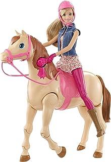 Barbie - Monta a Caballo (Mattel CMP27)