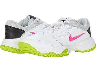 Nike Kids Jr Court Lite 2 Tennis (Little Kid/Big Kid) Boy