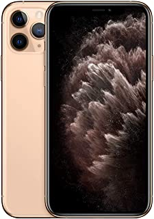 Apple iPhone 11 Pro with Facetime - 512GB, 4G LTE, Gold