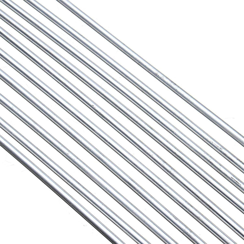 Yangg-Welding Boston Mall half Rods Durable 10pcs Easy Aluminum Rod Melt Welding
