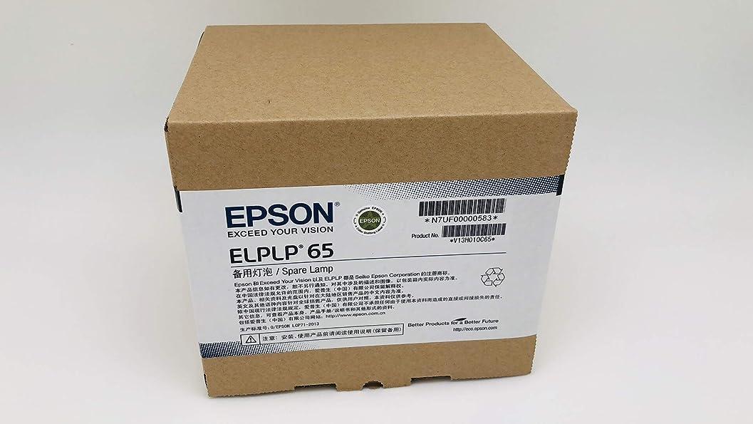 通常ゆりスクラッチEPSON プロジェクターランプ ELPLP65 メーカー純正品