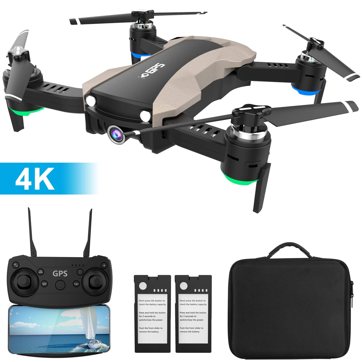 Quadcopter Function Portable Batteries Beginners