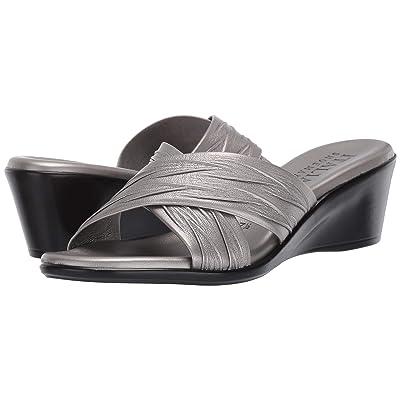 Italian Shoemakers Kenny (Pewter) Women