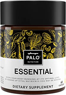 Essential+ Adult One Daily Ritual Multivitamin Multimineral with Vitamins D3, K2 (as MK7), B12, E, Folate The Minerals Boron and Magnesium and More (2 Month Supply)