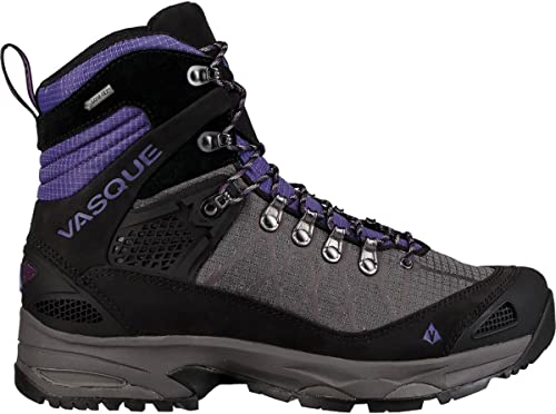 Vasque Saga GTX Backpacking démarrage - Wohommes noirBerry Ultra Violet, 10.0