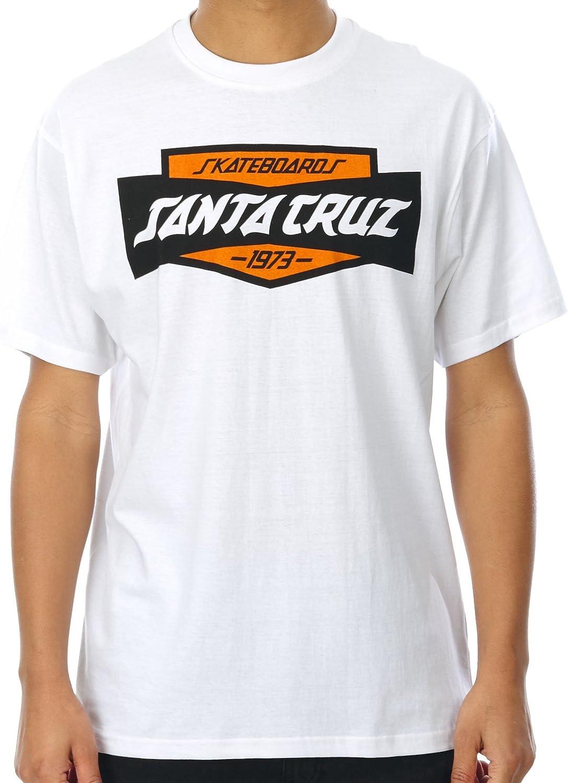 Santa Cruz Camiseta tee Burnout WH: Amazon.es: Ropa y accesorios