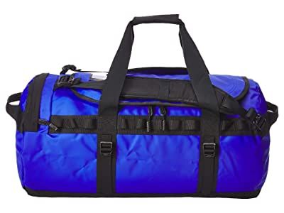 The North Face Base Camp Duffel Small (TNF Blue/TNF Black) Duffel Bags