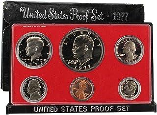 1977 S US Proof Set Superb Gem Uncirculated