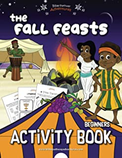 The Fall Feasts Beginners Activity Book (The Feasts)
