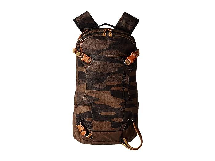 Dakine Heli Pack Backpack 12L (Field Camo) Backpack Bags