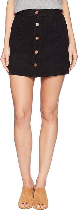 Push My Buttons Skirt